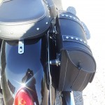 Indian Cheif Classic Bike Vision detachable saddlebag bracket