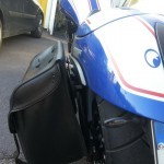 Victory Hammer Bike Vision detachable saddlebag bracket